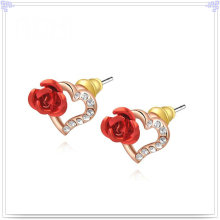 Crystal Jewelry Fashion Accessories Alloy Earring (AE165)