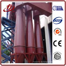 Stahl Material Staub Multi Zyklon Kollektor