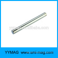 D25x300mm 12000Gs Neodymium magnetic bar