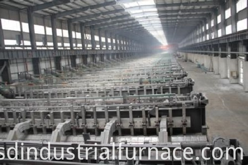 Industrial Furnace Equipment