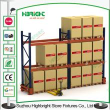 Support de palette résistant industriel d'entrepôt