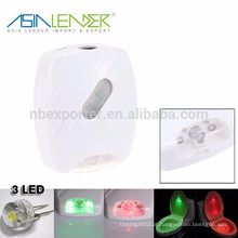 Visão LED Movimento ativado cor Único e Smart Detecção de Movimento Sistema Casa de banho Luz WC Luz