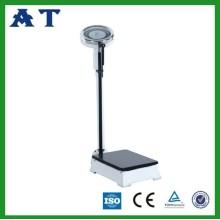 Balança mecânica de peso e altura