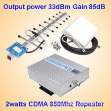 2watts CDMA 850MHz Mobile Phone Signal Repeater