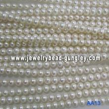 Пресноводные перлы AAA 10 класс-10,5 мм