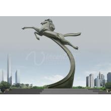 Большой Открытый металлический VSSSP-037L скульптура