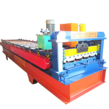 High Quality Tile Roof and Wall Metal Cold Roll Forming Machine