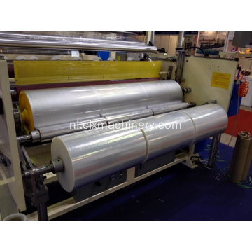 Hoge capaciteit PE Stretch Film Plant Machinery Production