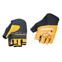 Mitt Bicycle Half Finger Cycling Padding Bike Sports Glove