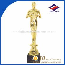 2017 металла трофей индивидуальные награды кубки Оскар