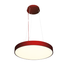 ECOJAS WD-SR-45 40W Customization ceiling pendant light round hanging light for hotel chandaliers