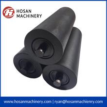 Conveyor composite flat carry roller
