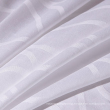 High Quality 100% Cotton Dobby Weave Fabric for Hotel Bed Sheet (WSF-2016004)
