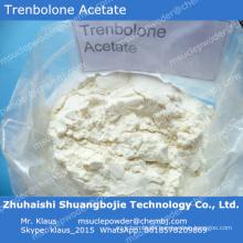 Überlegenes Steroid-Pulver Trenbolon-Azetat, zum des Muskels leistungsfähig zu erhalten