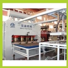 Möbelplattenherstellung / Melamin-Laminiermaschine auf mdf / mdf-Laminiermaschine