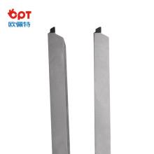 herramienta de torneado PCD para afilar válvulas con lijadora de banda