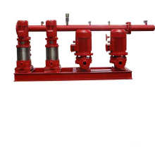 Ein Satz von vertikalen Multi-Stage Fixed-Type Fire Pump Paket