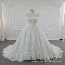 Latest Gown Design Lace Wedding Dress 2017