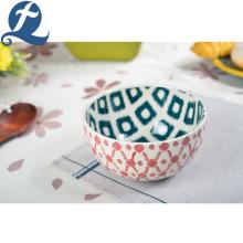 Wholesale Kitchen Rice Noodles Ceramic Pasta Bowl