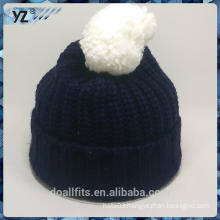 Hot selling wool knitted hat with high quality