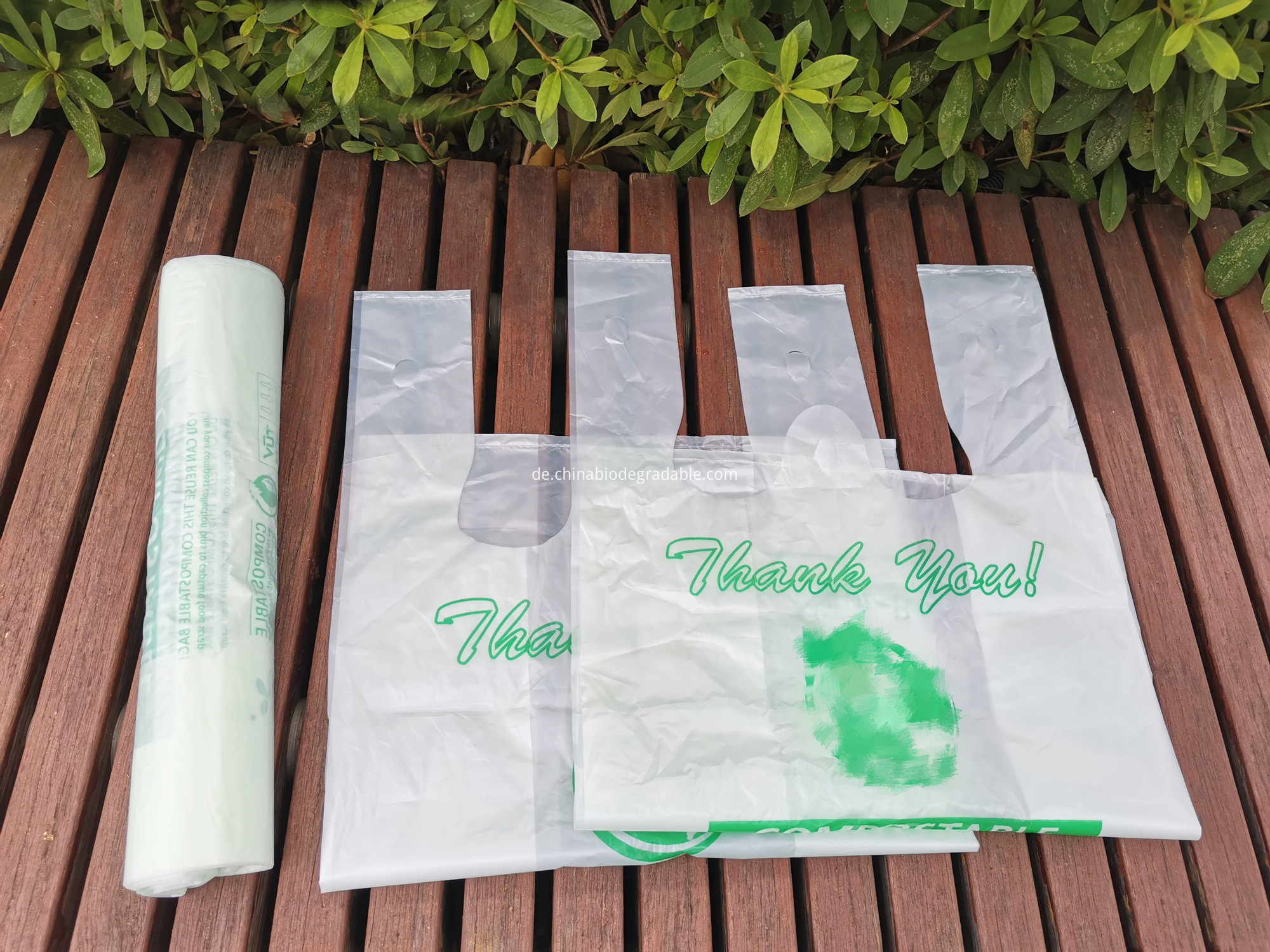 compostable promotional bags