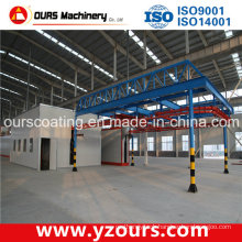Overhead Chain Conveyor for Powder Coating Line