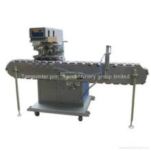 TM-T4-Mt 4 couleurs 38-Station Auto-Counter réservoirs tampon impression imprimante