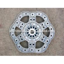 aluminum die casting machining parts