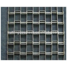 Flat Wire Conveyor Belts - Clinched Edge & Weld Edge