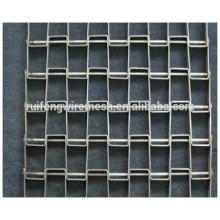 Конвейерные ленты с плоской проволокой - край с кромкой и кромкой сварного шва