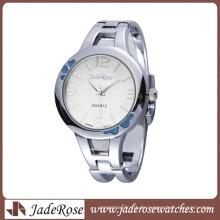 Hochwertige wasserdichte Smart Alloy Armbanduhr für die Dame