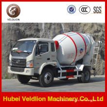 4X2 Small LHD Foton Concrete Pump Truck