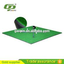 Китай производитель питания дешевые искусственная трава ковер искусственный крикет гольф коврик водительский коврики выбор