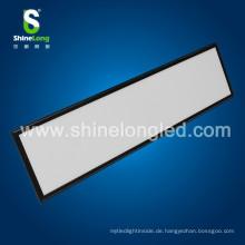 300X1200mm 40W SMD LED schwarz Panel Licht Oberfläche montiert