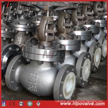 Niedertemperatur-Stahl-Lcb-Flansch-Globen-Ventil