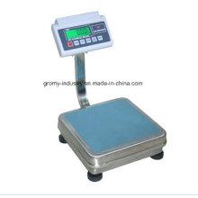 Plate-forme de pesée numérique à bascule électronique série Ls