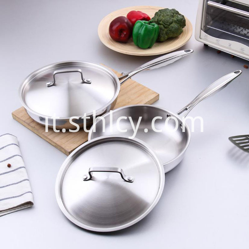 Stainless Steel Pan Brands