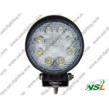 12V 24W LED Fahrlicht LED LKW-Leuchten (NSL-2408R)