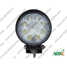 12V 24W LED Driving Light LED Truck Lights (NSL-2408R)