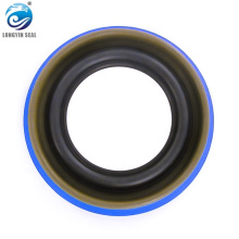 Black hydraulic cylinder oil seals piston rod TB TA rubber silicone oil seal