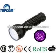 Antorcha ultravioleta de la linterna de 41UV LED