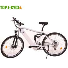 TOP / OEM 26 pouce 48 v 500 wf Bafang moteur neige saleté électrique montagne gros pneu vélo pour adultes