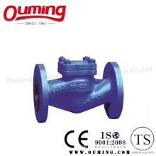 Стандартный фланцевый обратный клапан из нержавеющей стали DIN