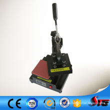 Heiße verkaufende hohe Qualität CER genehmigte Logo-eben Wärmeübertragungs-Maschinerie-Druck