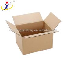 Adaptez aux besoins du client la taille / conception de boîtes en carton ondulées emballant la taille de cosmétiques, boîte de carton d'emballage de papier, conception adaptée aux besoins du client
