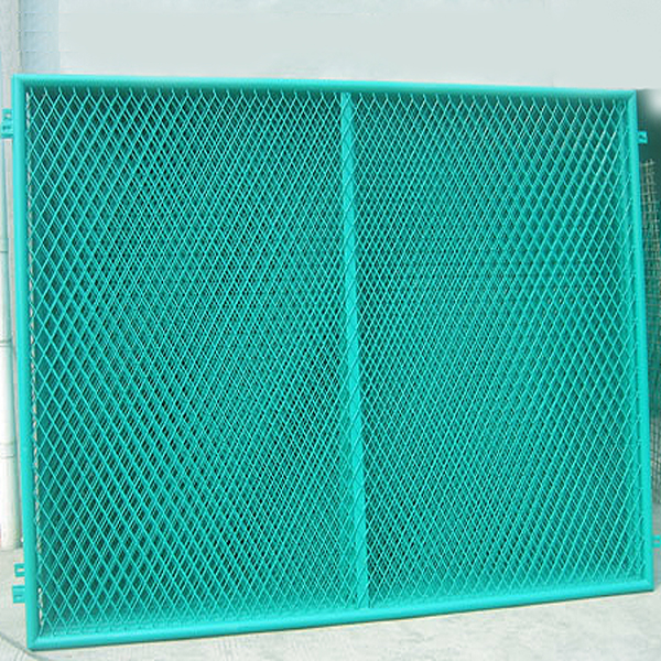 expanded metal net panel