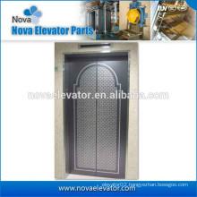 Mirror Etching Stainless Steel Elevator Door Panel for Sale