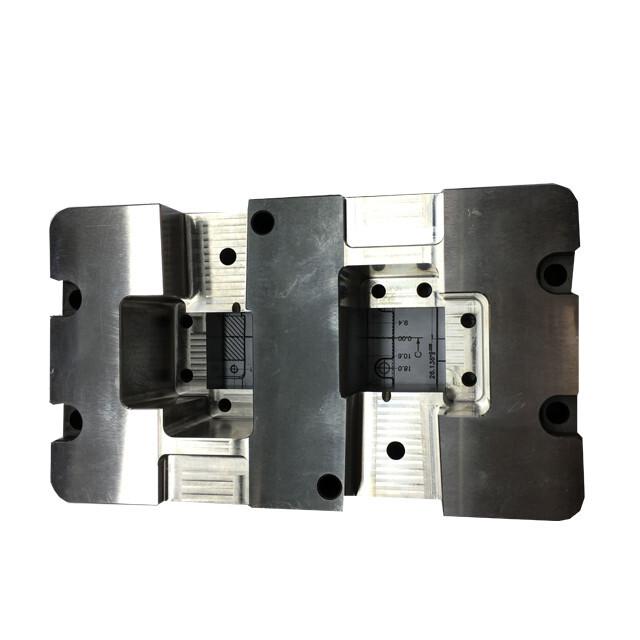 CNC machining mould parts