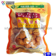 3-Side Sealing Nuts Plastic Packaging Bag