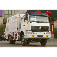 Slinotruk 4X2 Garbage / Refused Truck Comparator con el mejor precio